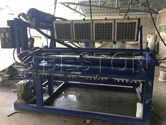 Egg Tray Machine For Sale Philippines